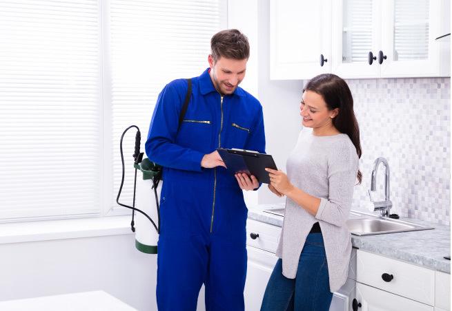 pest control expert, pest evaluation